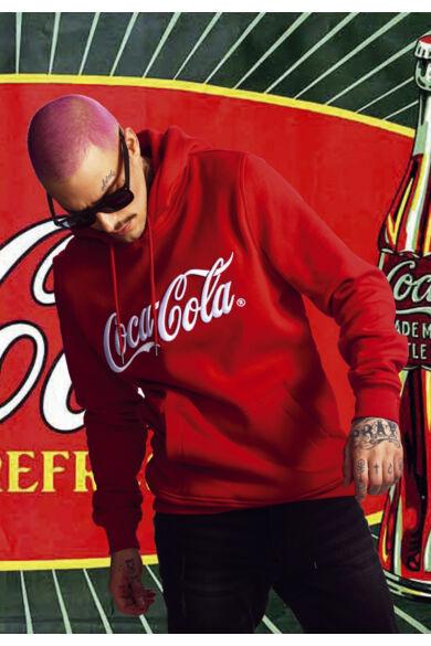 Férfi pulóver Coca-Cola