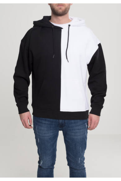 Kétszínű pulóver