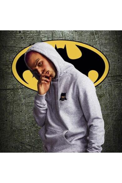Batman kapucnis pulóver