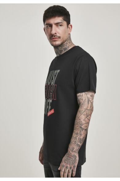 Fuck mintás póló