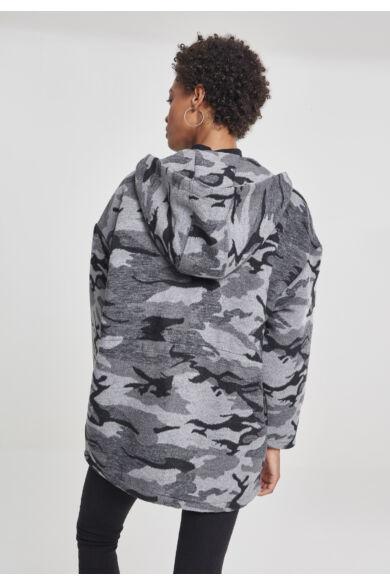 terepmintás női kabát