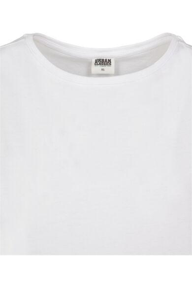 divatos női póló organikus pamutból