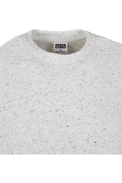 Túlméretes bordázott póló
