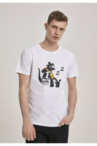 férfi póló banksy