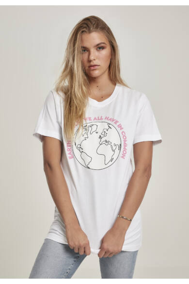 Föld bolygó női póló