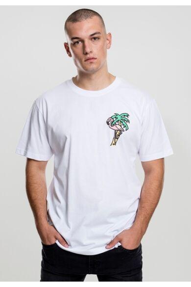 nyomott férfi póló