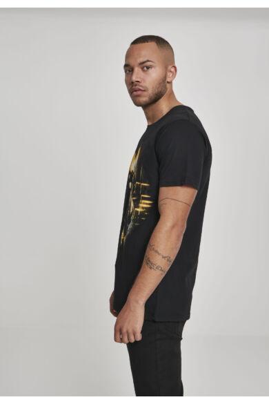 Férfi póló Wu-Tang Clan mintával