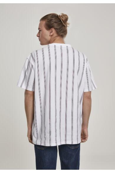 Oversize kereknyakú póló