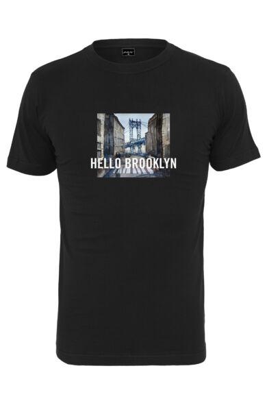"""Hello Brooklyn"" póló"