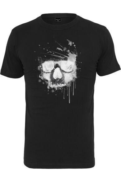 """Waterpaint Skull"" póló"