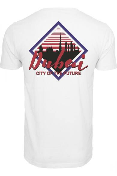 """""""A jövő városa"""" unisex póló"""