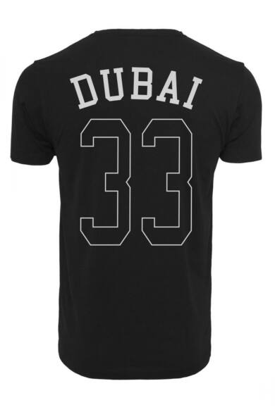 fekete dubai póló