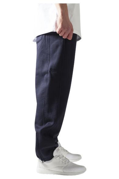 Sötét kék férfi melegítő nadrág