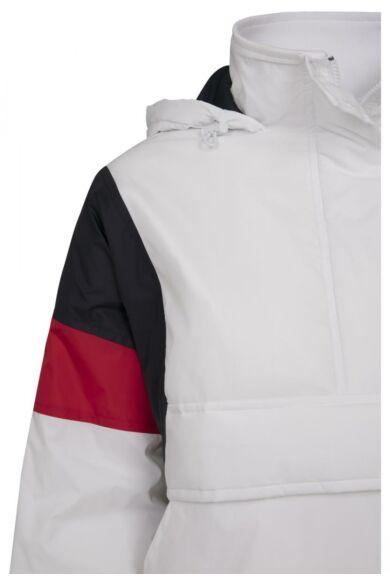 fehér női dzseki