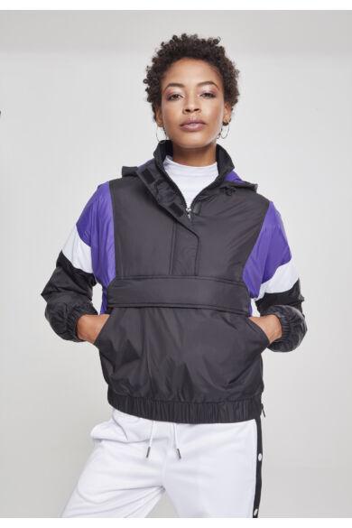 fekete női dzseki