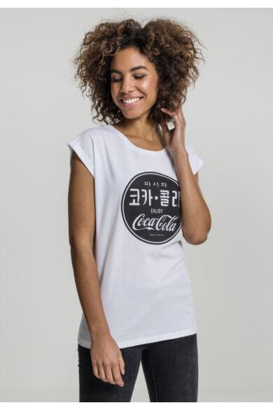 nyomott mintás női divat póló