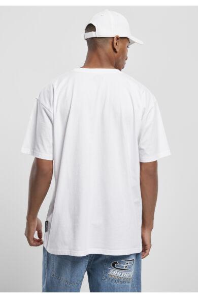 divatos nyomott póló