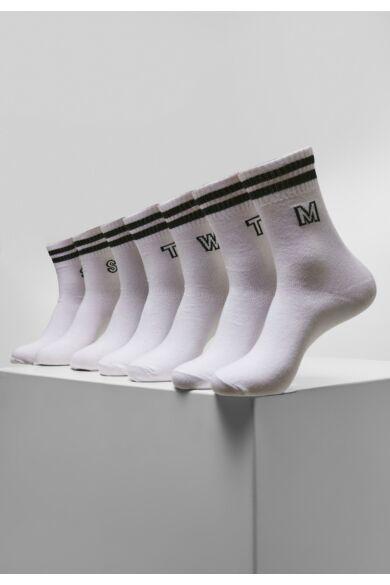 unisex zokni szett