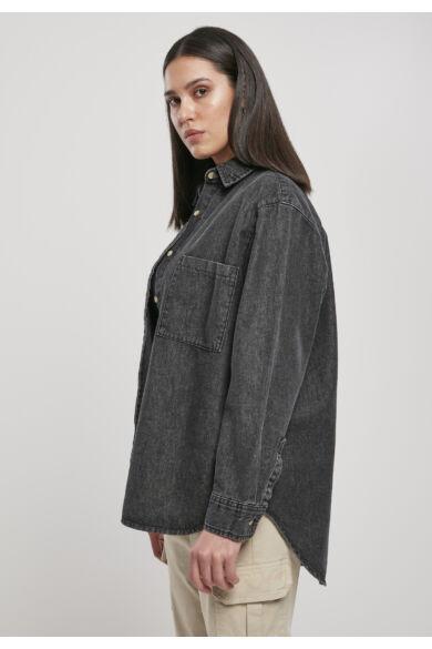 női farmer ing