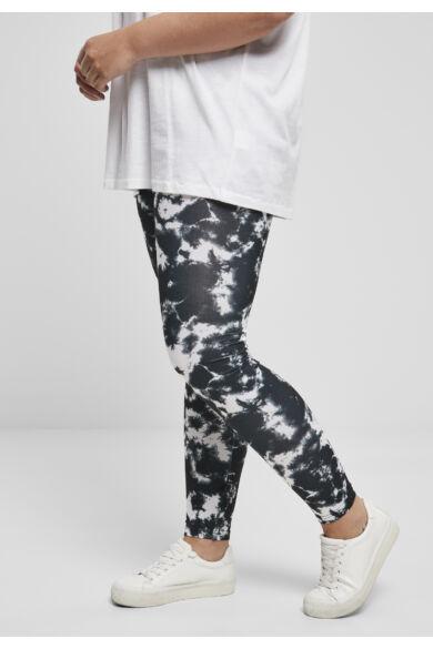 batikolt mintás leggings