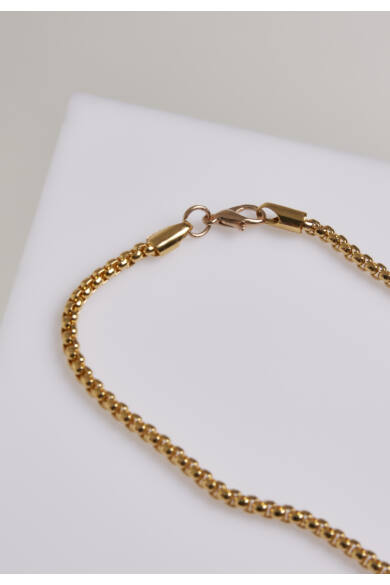 aranyszínű nyaklánc