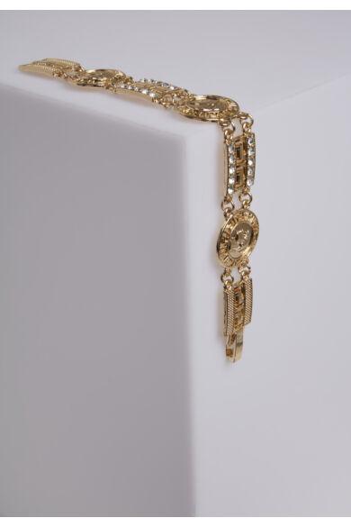 aranyszínű karkötő