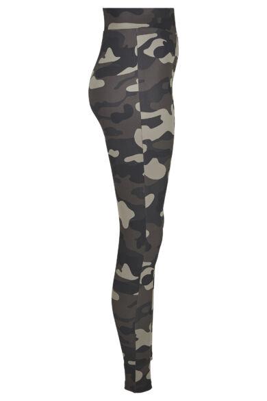 Női magas derekú terep leggings