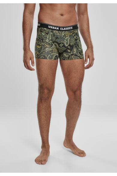 3db-os férfi boxer alsónadrág csomag