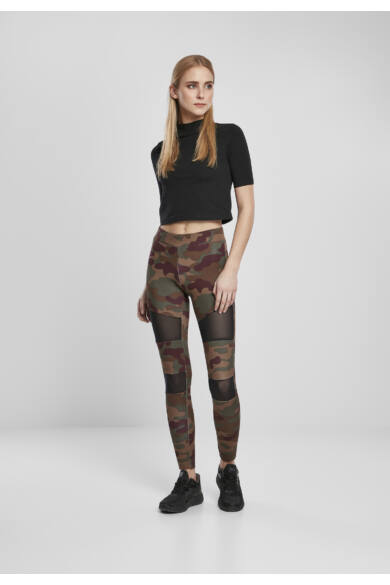 Női legging terepmintás leggings