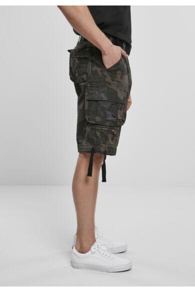 Férfi terepmintás vintage rövidnadrág