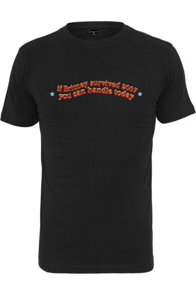 Handle Today mintás póló
