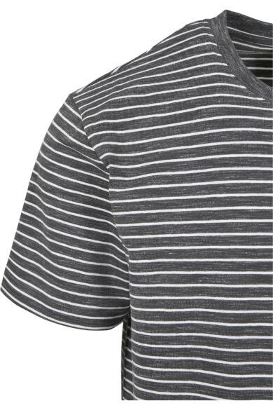 csíkos férfi póló