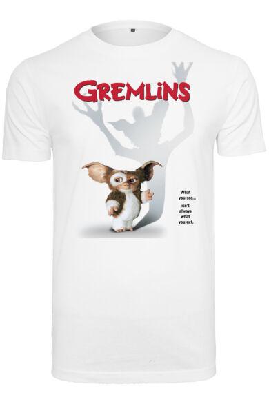 Gremlins nyomott mintás póló