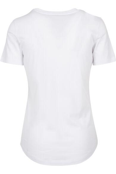 Nyomott mintás női póló
