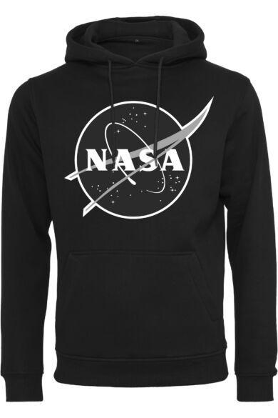 NASA fekete fehér mintás hoody