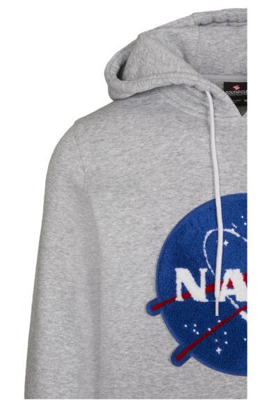 NASA kapucnis pulóver, divatos pulóver,