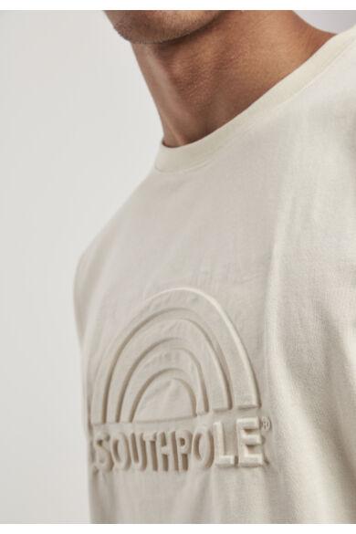 divatos férfi rövid ujjú póló