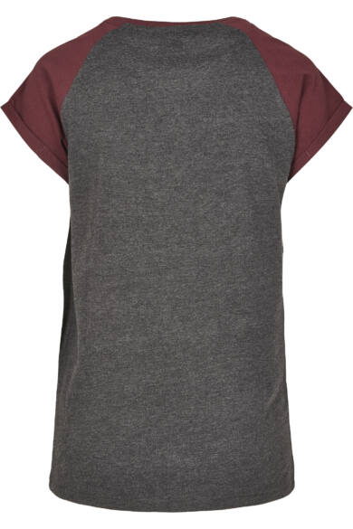 női baseball póló