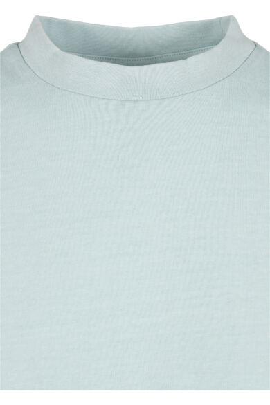 női rövid vágott újjú póló