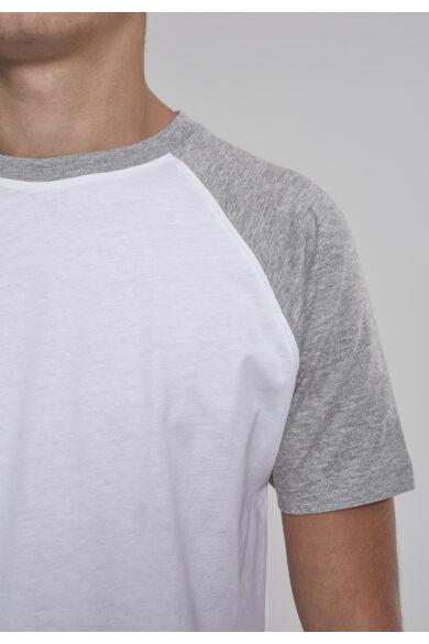 divatos baseball póló