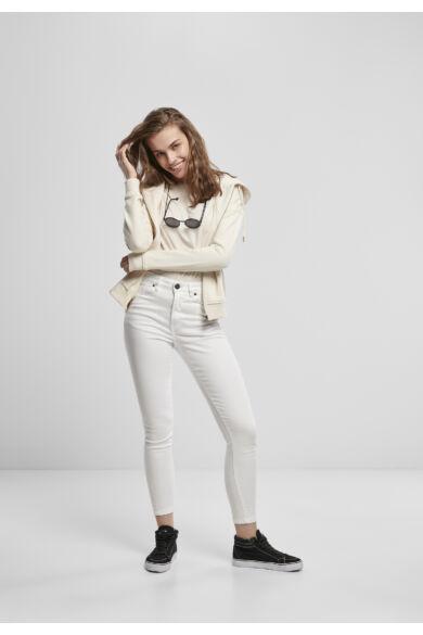 organikus pamut kapucnis pulóver