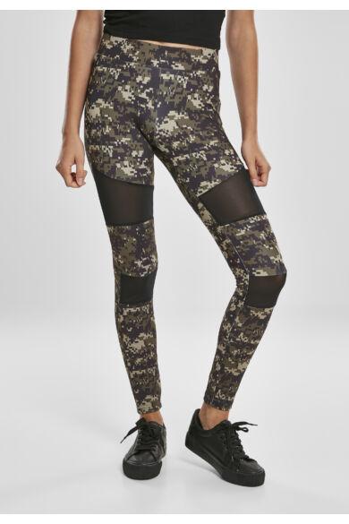női leggings, terepmintás leggings