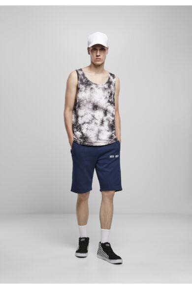 divatos mintás férfi ujjatlan póló