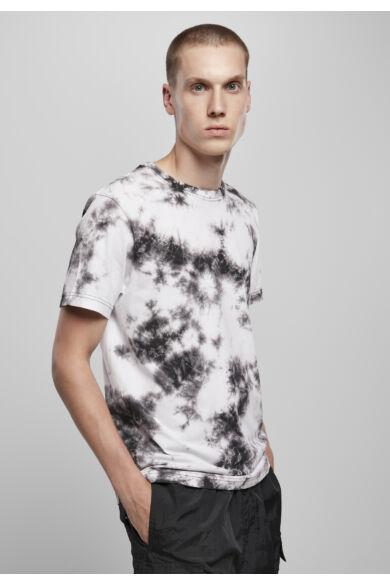 nyomott mintás divatos férfi póló