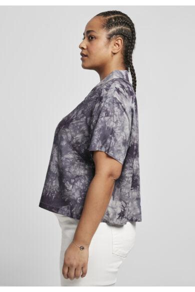 női divatos mintás ing XS-5XL