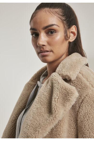 Női sherpa kabát