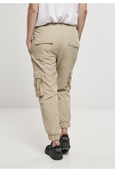 női zsebes nadrág
