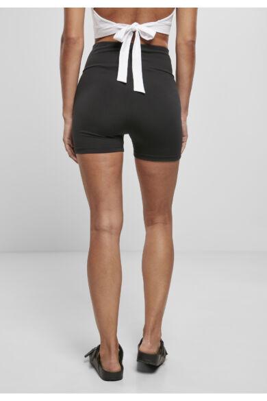 női magasderekú kerékpáros nadrág
