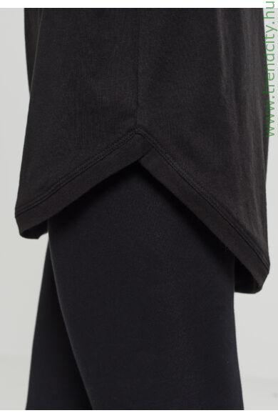 női kapucnis póló
