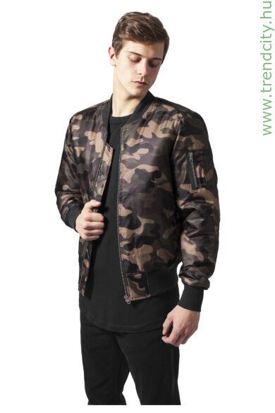 terepszínű bomber dzseki,
